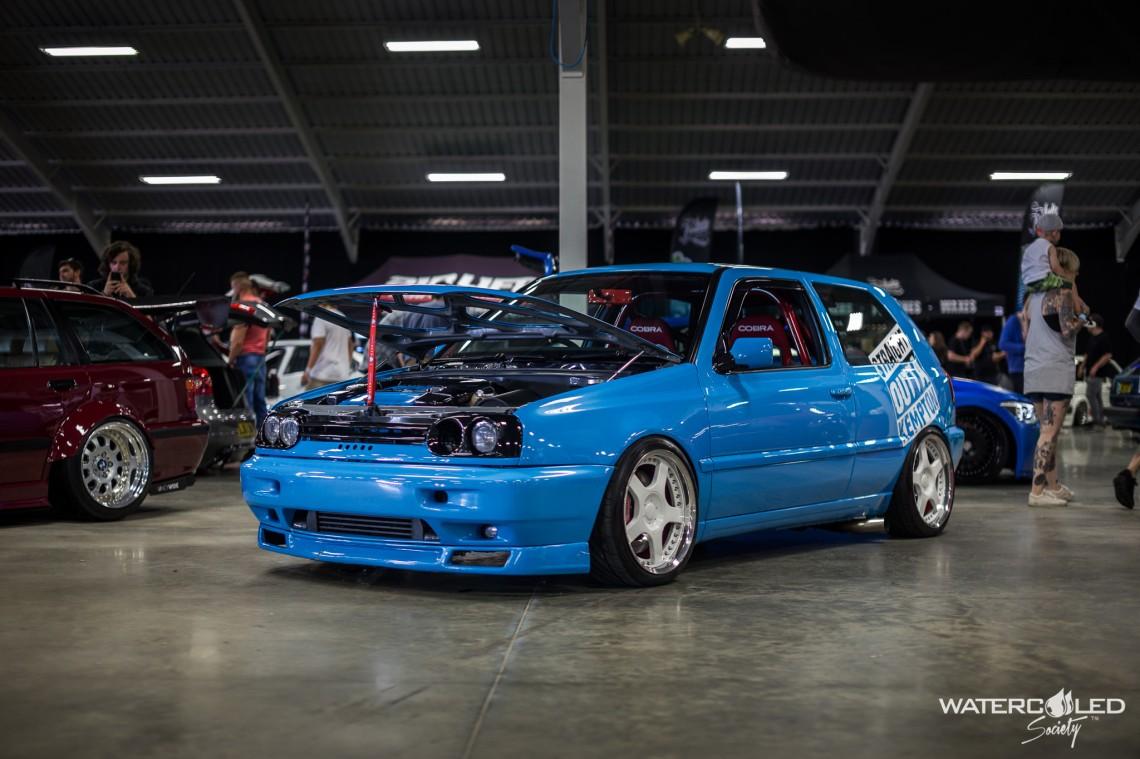 blue mk3 turbo